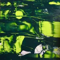 Midnight Sun I 100 x 100cm